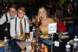 Collegiate High Matric Dance